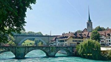 Численность населения Швейцарии
