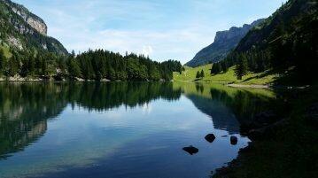 Погода в Швейцарии в июле