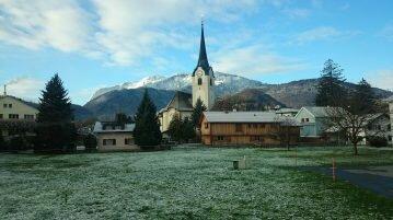 Погода в Швейцарии в ноябре