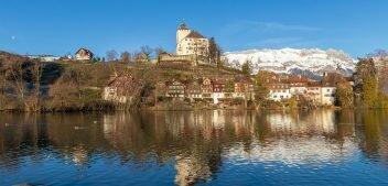 Погода в Швейцарии в декабре