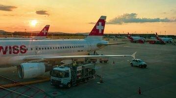 Аэропорты Швейцарии